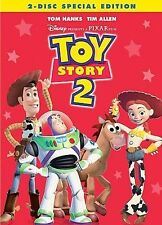 Toy Story 2 (DVD, 2005, 2-Disc Set, Special Edition) New Disney with Slipcover