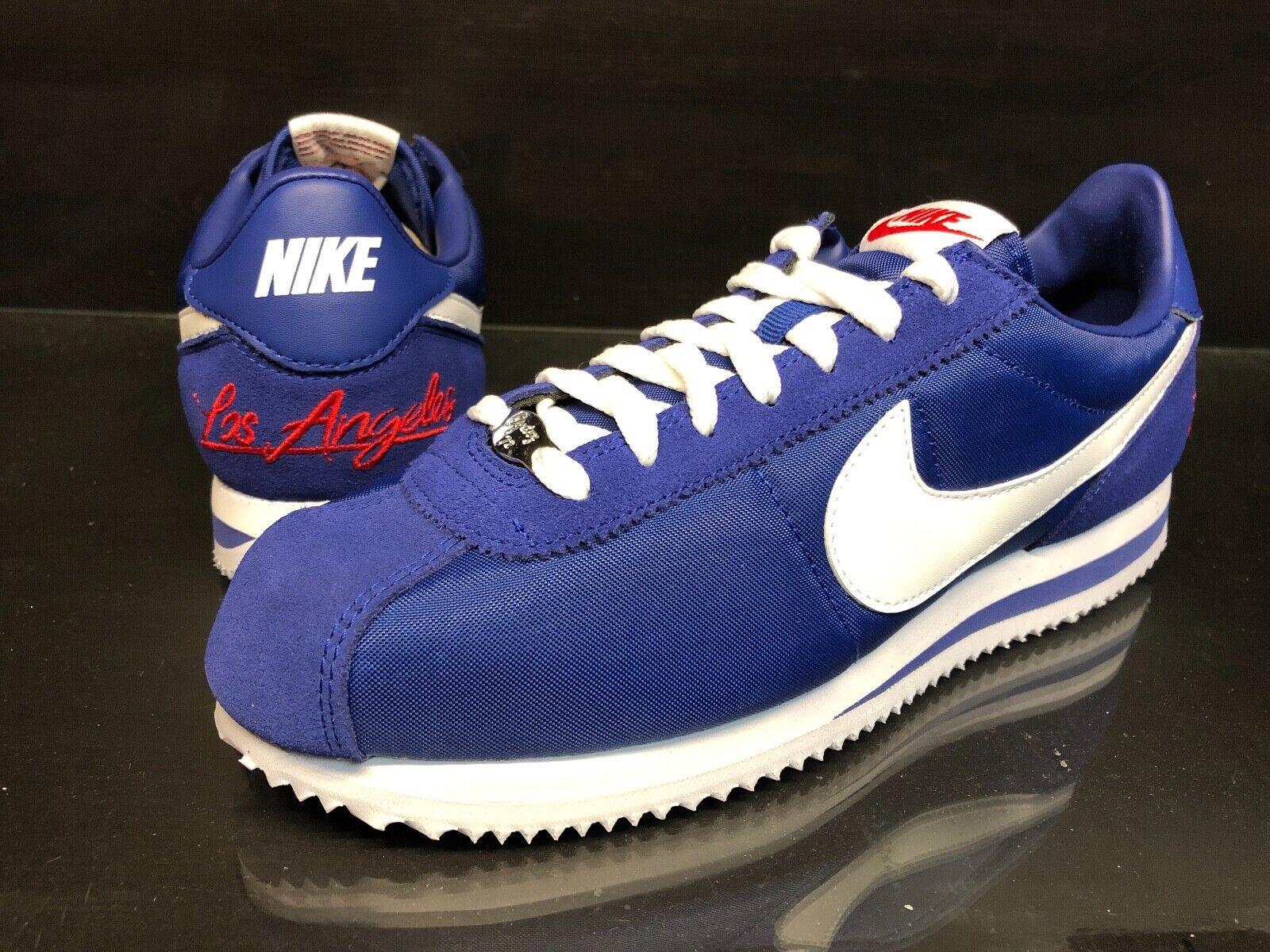 Nike Cortez Los Angeles - Royal  - 9  fabbrica diretta