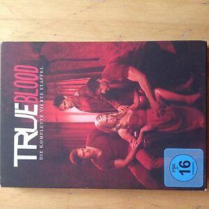 True Bllod, Staffel 4, DVD Box Set, deutsch, gebraucht, TV Serie - Wiener Neustadt, Österreich - True Bllod, Staffel 4, DVD Box Set, deutsch, gebraucht, TV Serie - Wiener Neustadt, Österreich