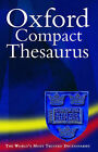 The Oxford Compact Thesaurus by Oxford University Press (Hardback, 2001)