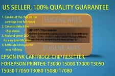 Epson Ink Chip Resetter T3000 T5000 T7000 T3050 T5050 T7050 T3080 T5080 T7080