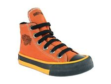 c298b3fd4d3f item 1 Harley-Davidson Kid s 3-Inch Patch Hi-Top Athletic Orange Canvas  Sneakers Shoes -Harley-Davidson Kid s 3-Inch Patch Hi-Top Athletic Orange  Canvas ...
