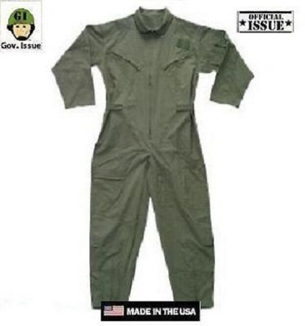 US USAF AIRFORCE USMC USAF US ARMY NAVY Fliegerkombi Pilotenoverall Kombi Overall  34R dd42a4