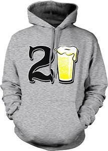 bière anniversaire une tasse vingt âge bar et tournez sweat de légal 21 0wm8nN