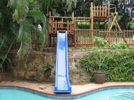 Water slides (Slides R us)