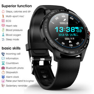 Smart-Watch-Men-Full-Round-1-3-Inch-HD-Smart-Watch-Men-ECG-IP68-Waterproof-Sport