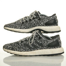 d7dc2cfa1 adidas Pureboost Ba8890 Oreo Core Black White Running Shoes SNEAKERS ...