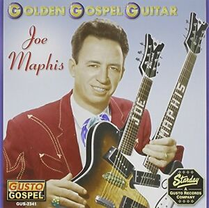 Details about Joe Maphis - Golden Gospel Guitar [New CD]
