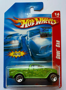 2007 HOTWHEELS DODGE POWER WAGON PICK UP MOLTO RARA! Nuovo di zecca!