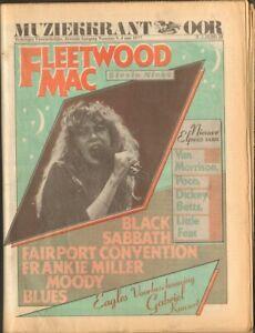 OOR 1977 9 Frankie Miller FLEETWOOD MAC Black Sabbath EAGLES Ramones GABRIEL ao