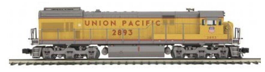 MTH PREMIER UNION PACIFC U30C DIESEL ENGINE PredOSOUND 2.0 LNBOX PS2 FITS LIONEL