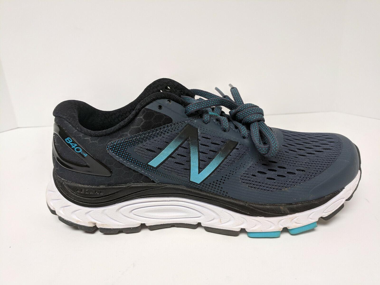 New Balance 840v4 Running schuhe, Dark grau, damen 9 M