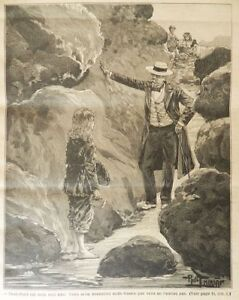 LES-VEILLEES-DES-CHAUMIERES-1900-BELLES-ILLUSTRATIONS-ZIEM-CHARLY