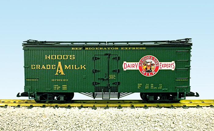 nueva gama alta exclusiva USA Trains Escala G R16017A-D campanas leche leche leche elección   Nuevo Lanzamiento  nueva marca