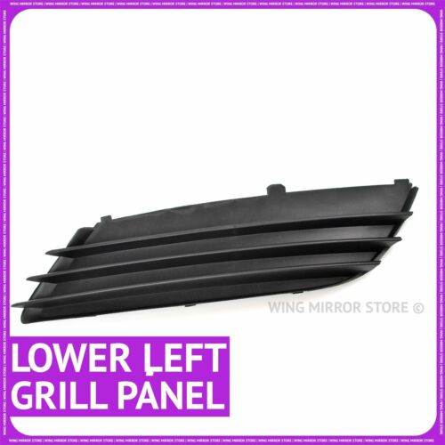 Left Front Grille Bumper Lower End Panel For Vauxhall  Astra H MK5 2004-2007