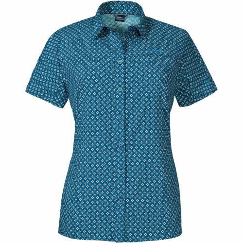 SCHÖFFEL Bluse Blouse La Gomera1 Damen Wanderbluse Outdoorbluse blue indigo