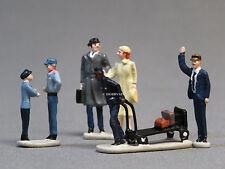 LIONEL PASSENGER STATION PEOPLE PACK figures O gauge train bellman 6-24123 NEW