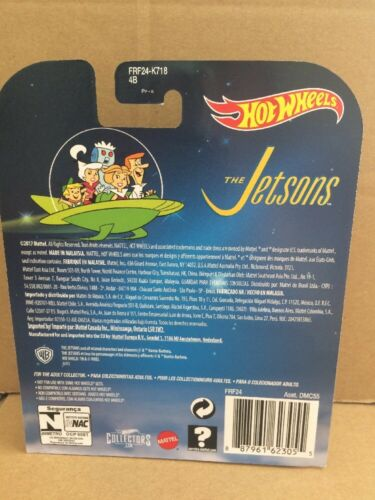 The Jetsons HOT WHEELS RETRO Entertainment Combined Postage
