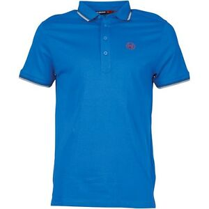 DUCK-AND-COVER-MENS-DURANT-POLO-SHIRT-SAPPHIRE-BLUE-SMALL-BNWT