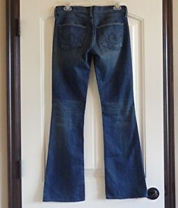 COH-Citizens-of-Humanity-USA-Dita-Petite-Bootcut-Blue-Jeans-SZ-26-P-X-31-1-2