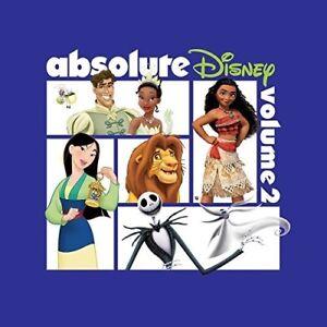 Various-Artists-Absolute-Disney-Volume-2-Various-Artists-New-CD
