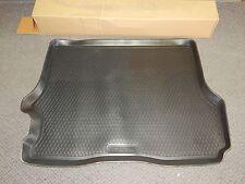 New OEM 2002-2009 Isuzu Ascender Rear Cargo Tray Floor Mat Black Ebony Chevy GMC