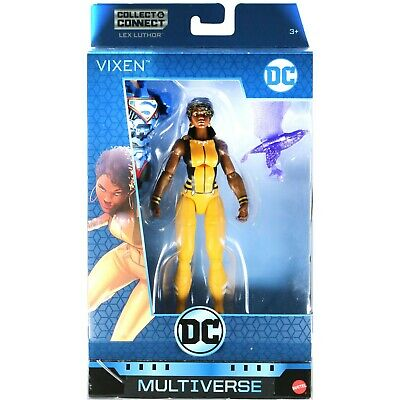 "Light Wear DC Multiverse VIXEN 6/"" figure Brand New HTF"