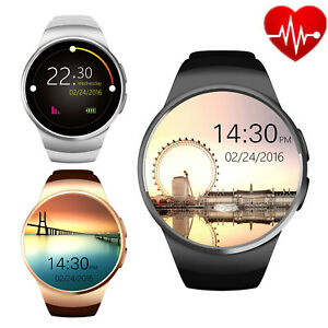KW18-Smart-Watch-Phone-Mate-for-Android-Samsung-iOS-iPhone-Xmas-Gifts