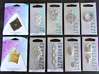 Lot Of 10 Pendant Charm Jewelry - Magnetic Crystazzi Perle Nouveau Z4