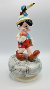Pinocchio  Music Box disney Jiminy Cricket