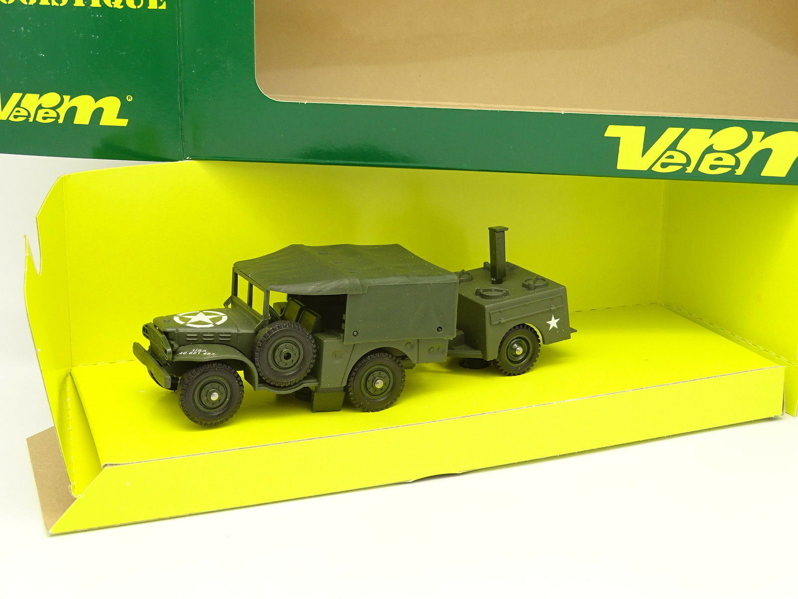 Verem Military Army 1 50 - Dodge Wc51 Canteen