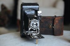 No. 3A Autographic SPECIAL Model A Folding Pocket Kodak W/ Tessar Volute Shutter