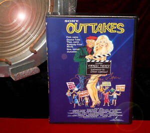 SONY-Signed-OUTTAKES-Cult-Comedy-Movie-starring-FORREST-TUCKER-BLACK-CHRISTMAS