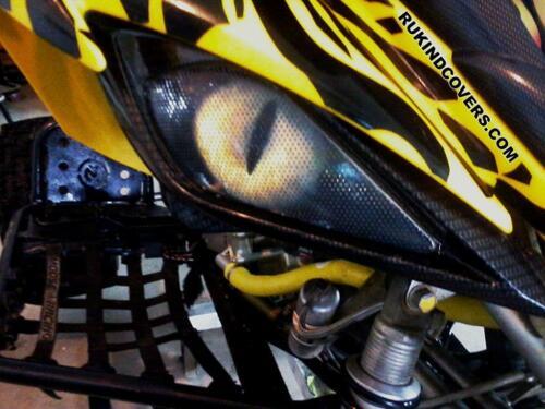 REAPER  EYES Headlight Covers Kawasaki  KFX 450 KFX450R 450R