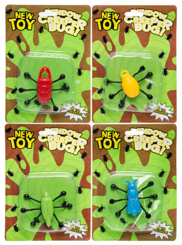 Spielzeug & Modellbau (Posten) Business & Industrie Fensterwanderer Fensterkletterer Fenster Läufer Insekt 5 cm Windows Walker A