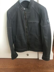 BELSTAFF-BECKFORD-COTTON-CANVAS-JACKET-Size-46-Never-Worn-New-Other