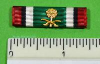 Saudi Arabia Liberation Of Kuwait Medal Ribbon Bar