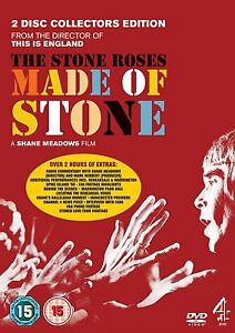 THE STONE ROSES MADE OF STONE 2 DVD COLLECTOR'S EDITION ENGLISCH