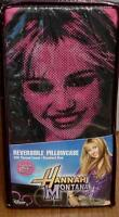 Disney Hannah Montana Reversible Pillowcase - 20 X 26 In. - Brand In Package