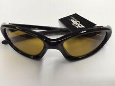 d0ae9164c9 Edge Eyewear SKAP119 Kazbek Safety Glasses Black With Aqua Precision Red  Mirror
