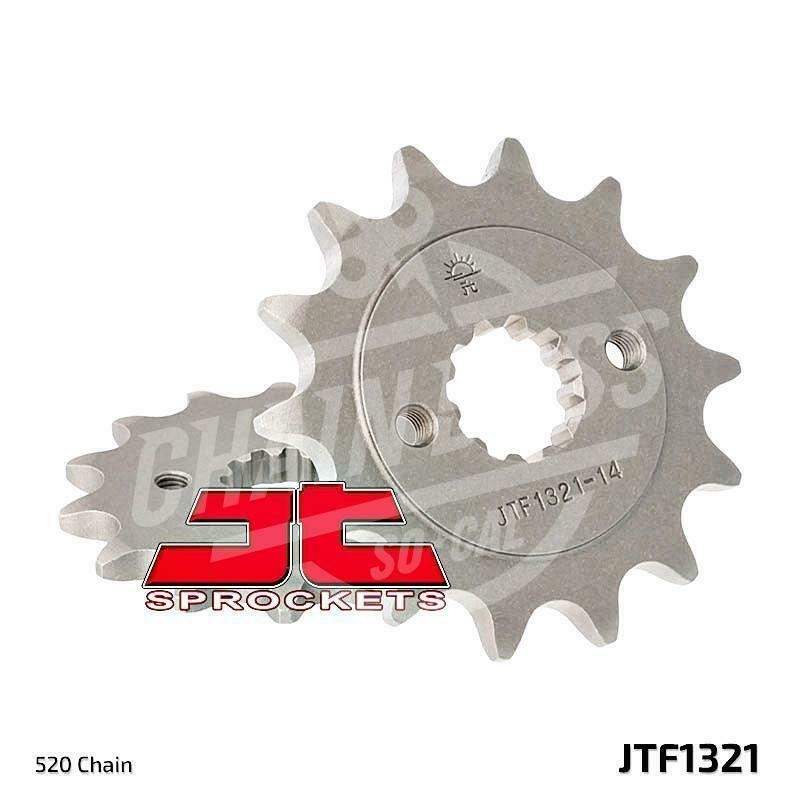 JT Sprockets Steel Front Sprocket 13T