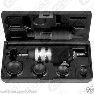 Ehrgeizig Ks Tools Druckluft-ventilschleifer Mit 4 Saugtellern 515.2005 5-tlg