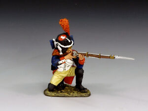 KING-amp-COUNTRY-Age-Of-Napoleon-NA153-French-Old-Guard-Grenadier-Kneeling-Firing