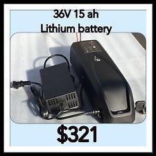 E Bike Battery ,Ebike Battery Kit ,36V 15ah Lithium Battery,Bicycle Lith Battery