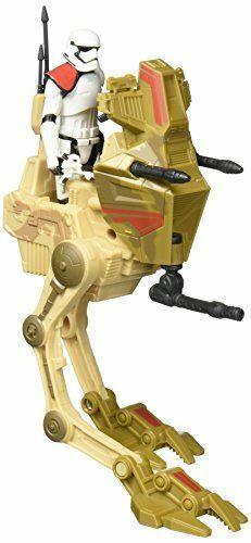 Star Wars B4842 la Force Réveille Désert Assaut Walker véhicule jouet