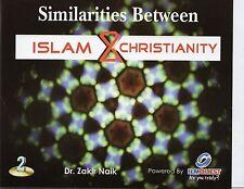 Similarities Between Islam & Christianity (2 CDs) By Dr. Zakir Naik