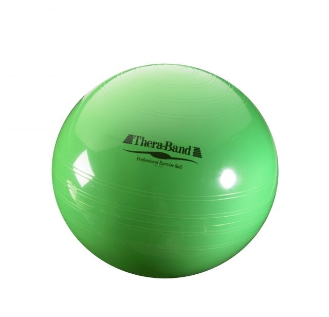 Thera-Band gymnastique sds Ballon de gymnastique Thera-Band vert 65 cm theraband NEUF e335b2