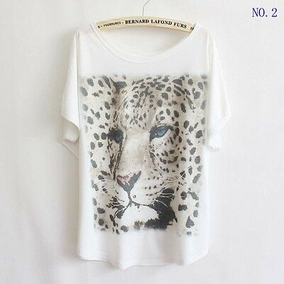 NEW Fashion Women's Korean Short Sleeve Loose Casual Long T-Shirt Tops