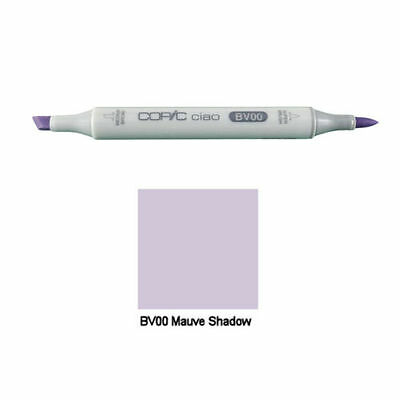 Copic Ciao Twin Tip Marker Pen Blue-Violet Colours