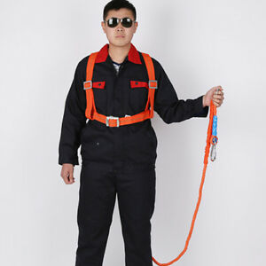 3meter-Fall-Protection-Construction-Safety-Harness-Personal-Protective-100kg